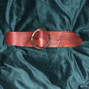 Anthropologie Waist Belt